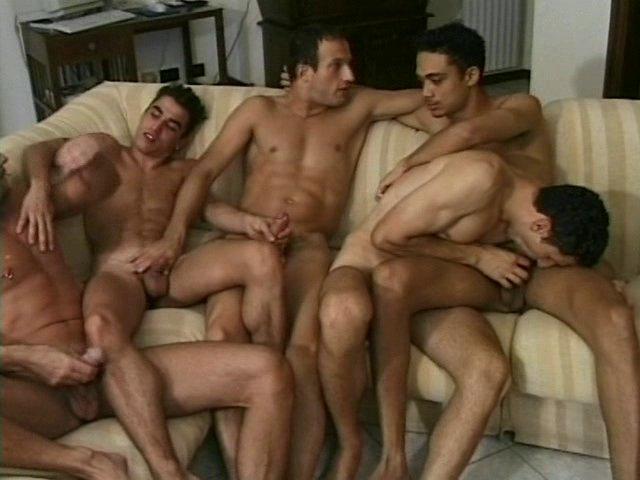 Gay Partouze Orgie