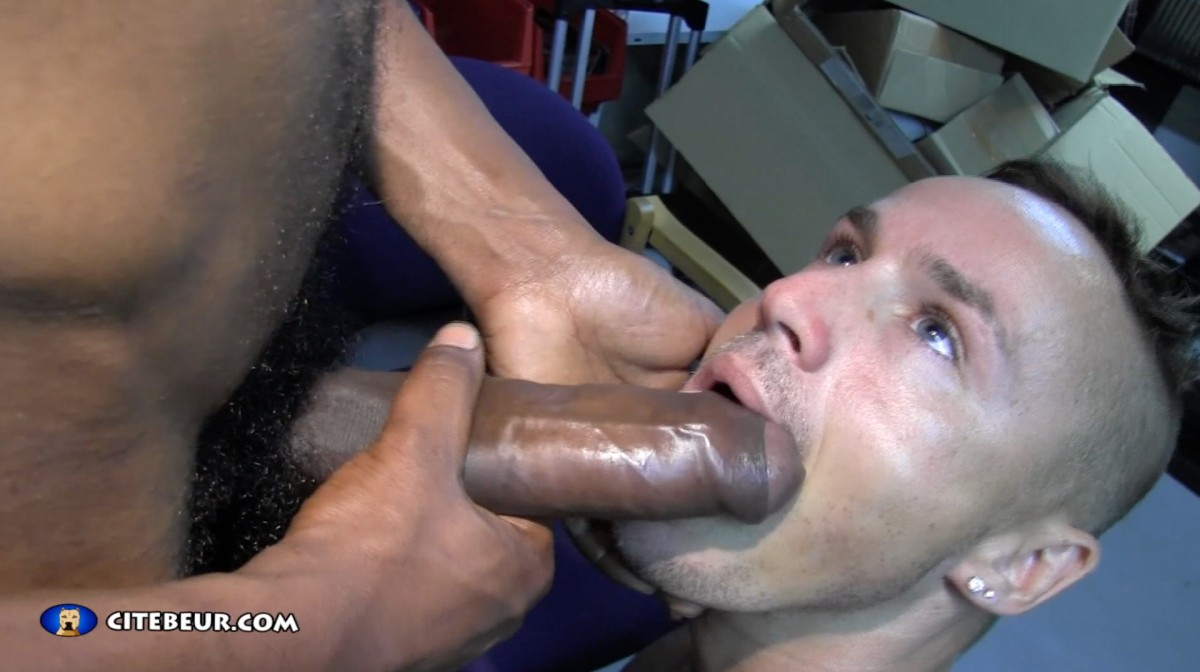 gros cul black gay bite de 23 cm