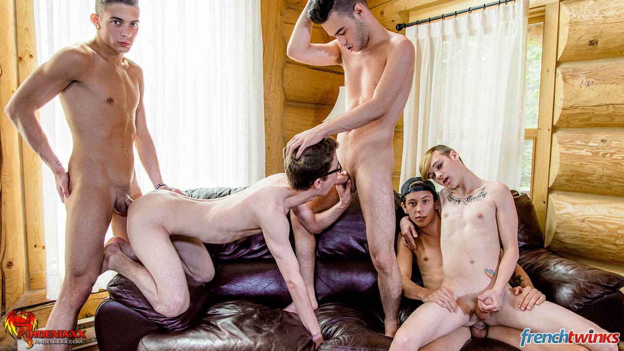 plan cul gay caen gang bang minet