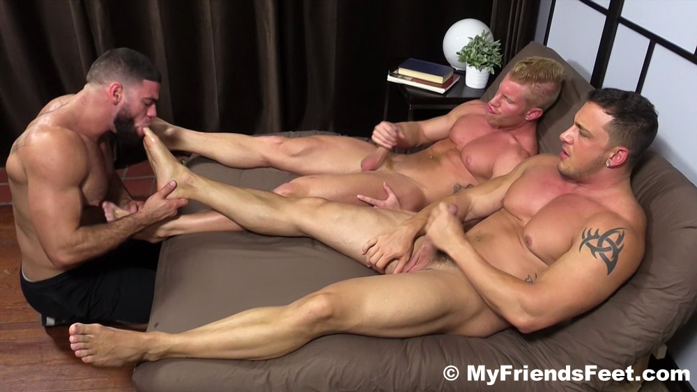 Gay Foot Feet 86