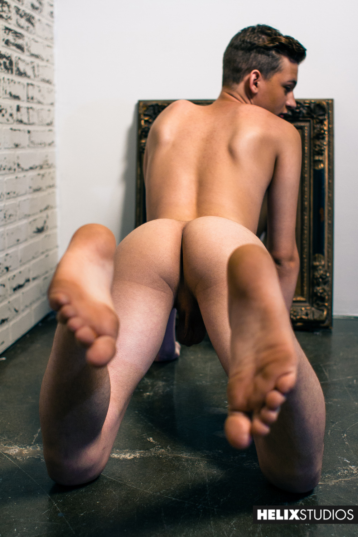Le Jeune Minet Bastian Hart En Branle Solo  Gaymobilefr-4334