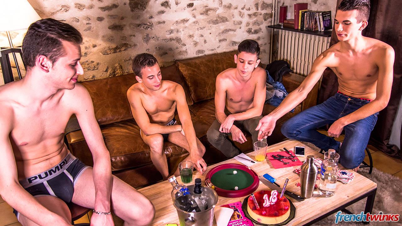 Mecs Homos Participer Partouze