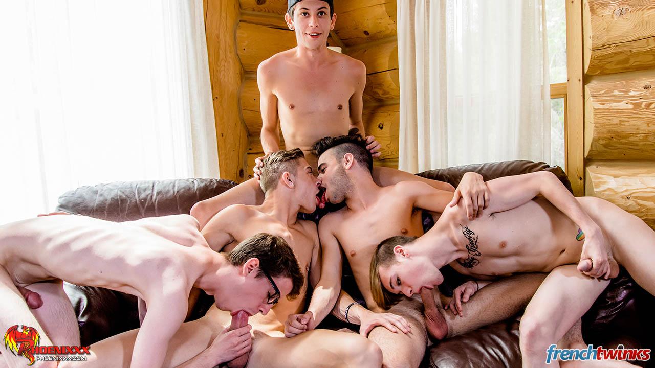 gay photo cul gang bang minet