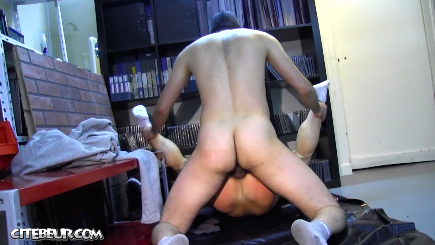 jeune racaille gay cul en cam