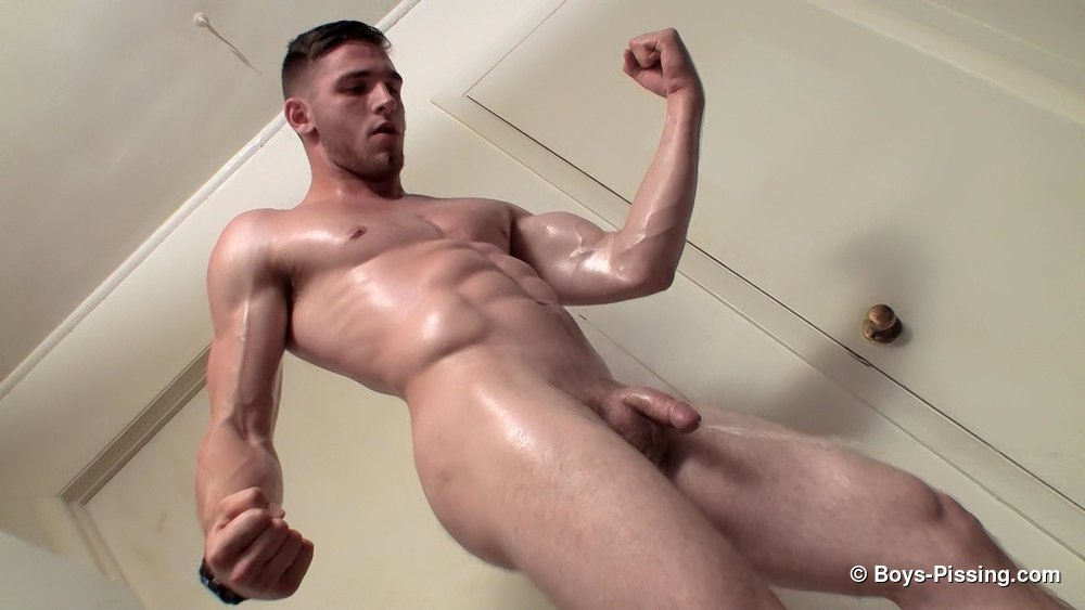 Gay musclemen video