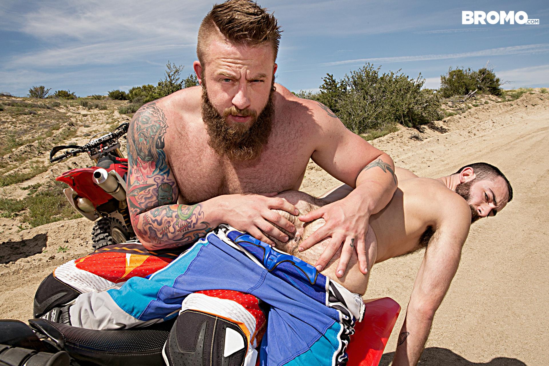 Gay bareback biker xxx pics of guys cumming 4
