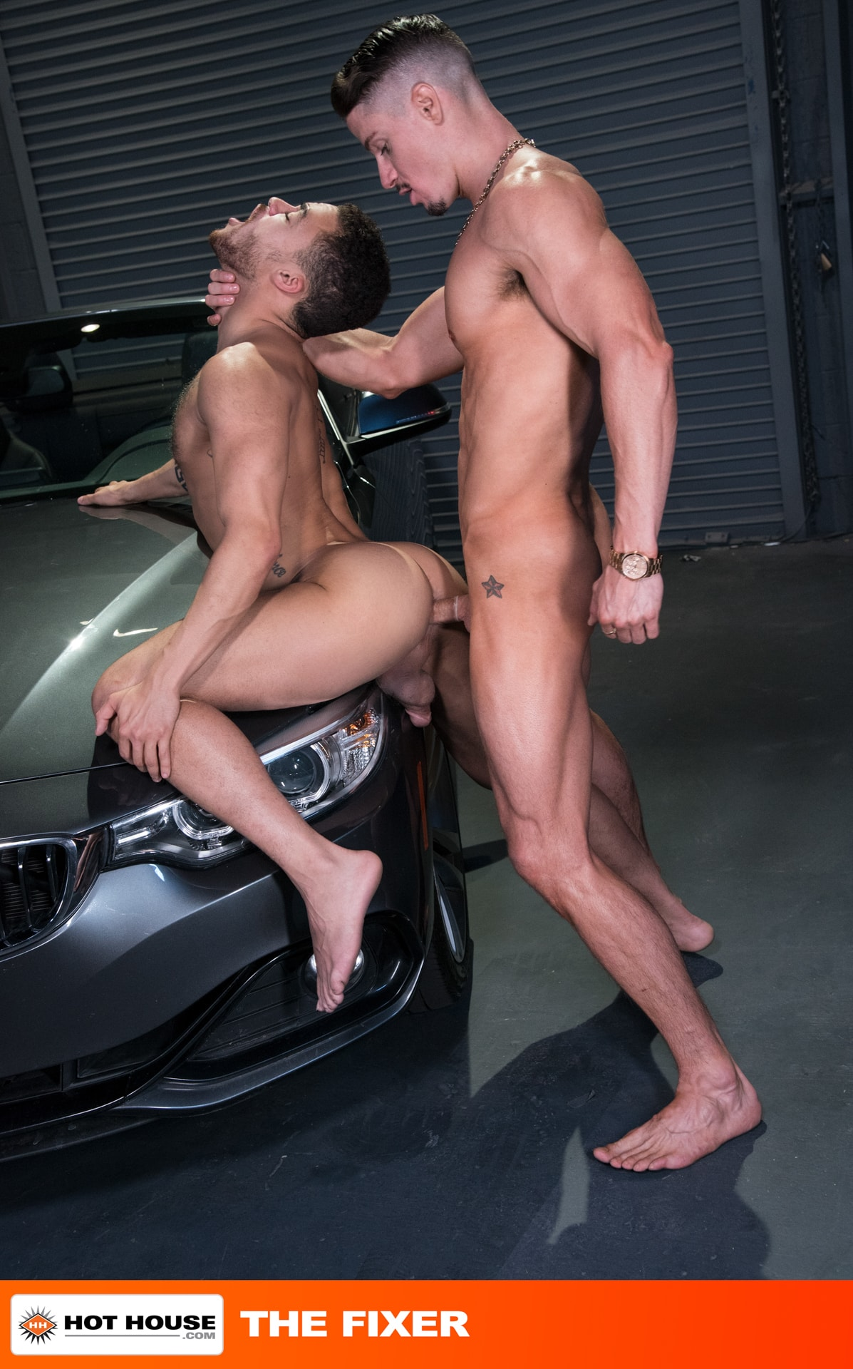 Skyy Knox & Beaux Banks: The Fixer, Scene #03 | Hot House ...