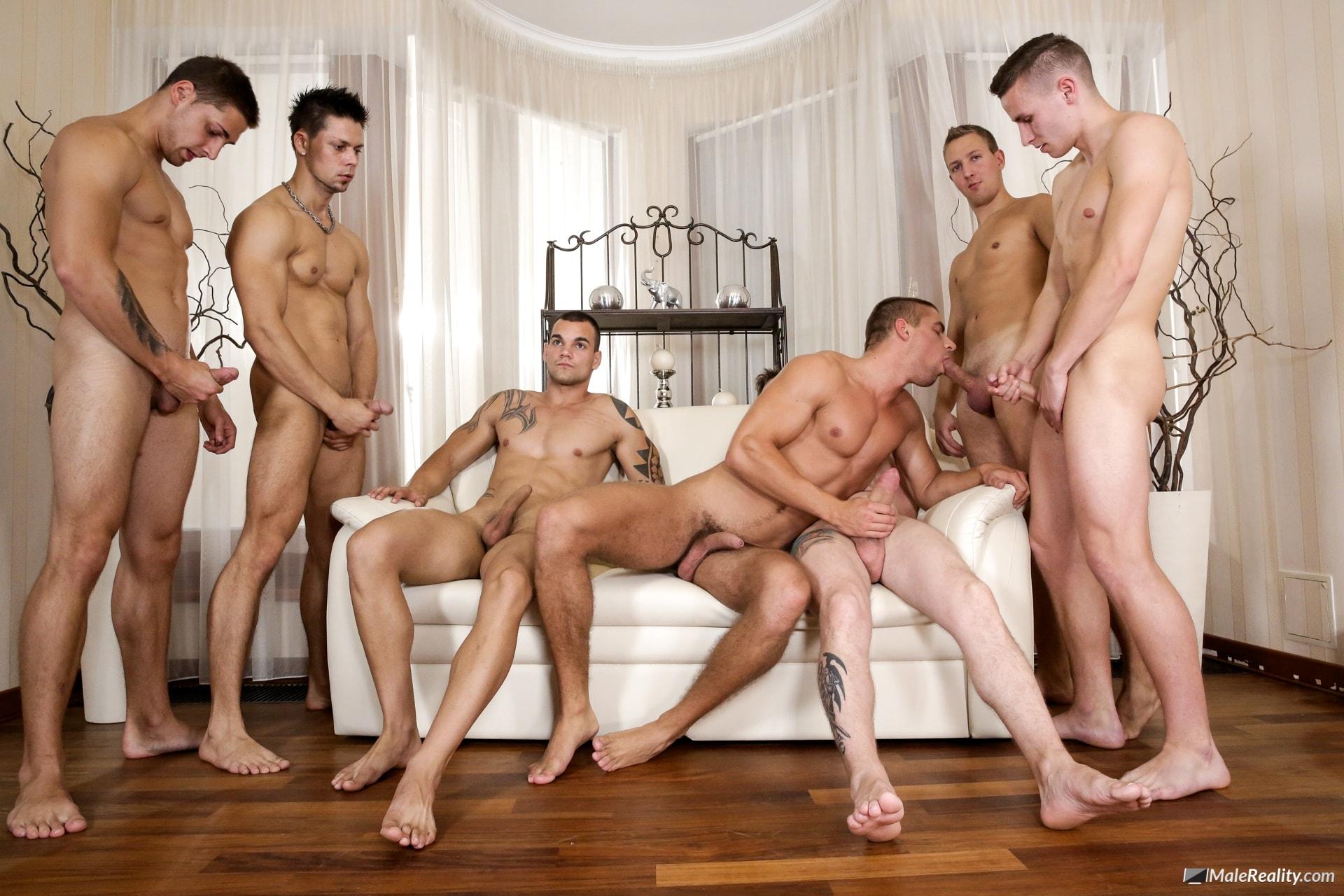 Arny Donan Orgy Gay Porn gaykkake #03, scene #01