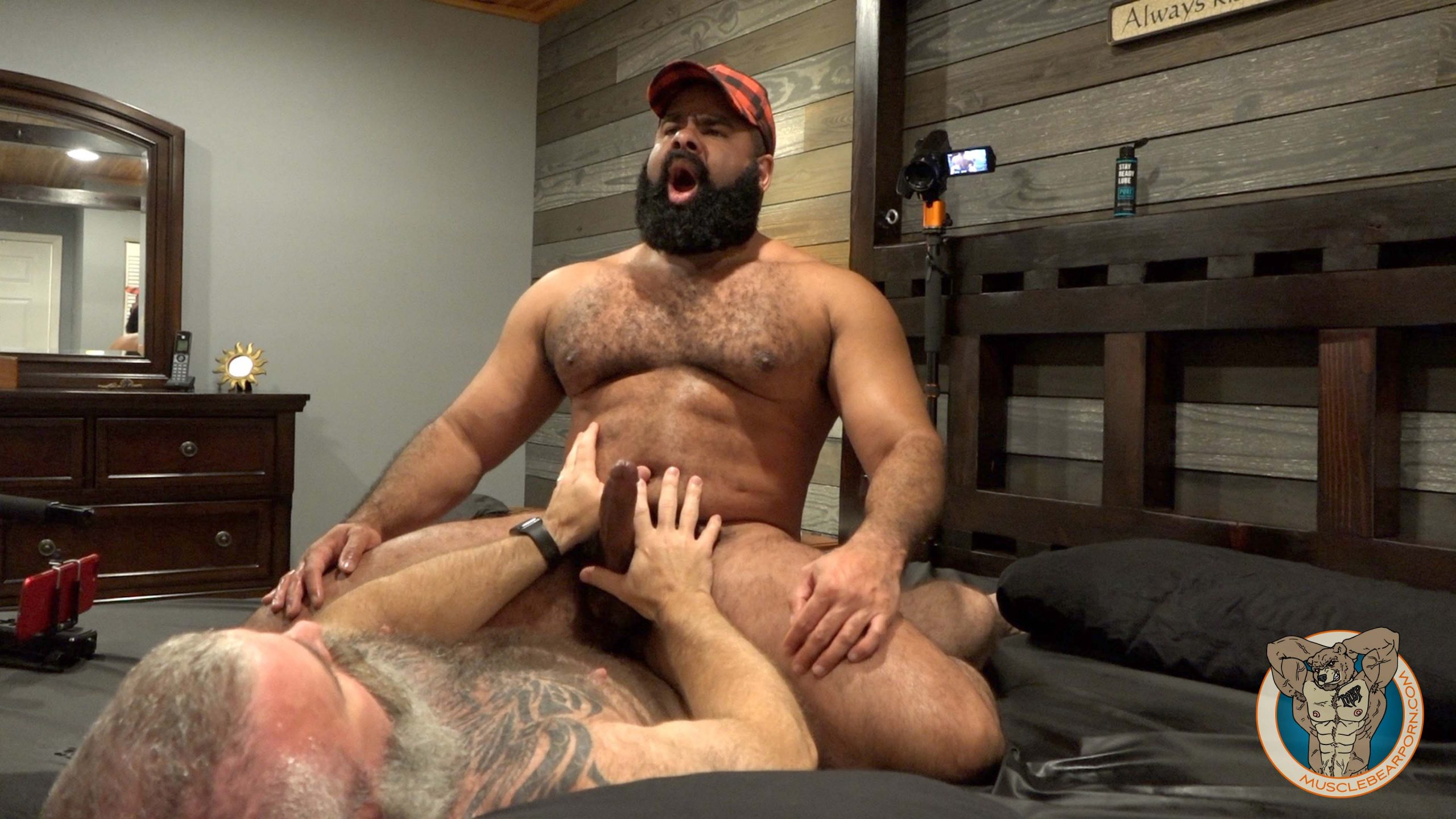 Porno gay bear BearFilms